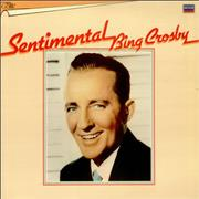 Click here for more info about 'Bing Crosby - Sentimental'