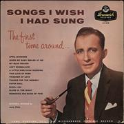 Click here for more info about 'Bing Crosby - Songs I Wish I Had Sung (The First Time Around)'