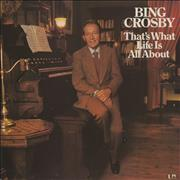 Click here for more info about 'Bing Crosby - That's What Life Is All About'