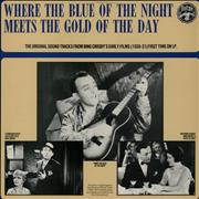 Click here for more info about 'Bing Crosby - Where The Blue Of The Night Meets The Gold Of The Day'