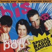 Click here for more info about 'Bis - Kandy Pop - Special Radio Sampler'