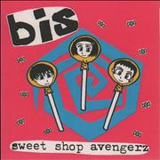 Click here for more info about 'Bis - Sweet Shop Avengerz EP + Insert'