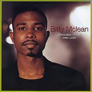 Click here for more info about 'Bitty McLean - Dedicated To The One I Love'
