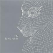 Click here for more info about 'Björk - Hunter'