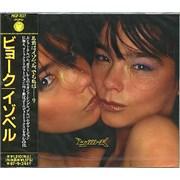 Bjork Isobel Japan CD single Promo