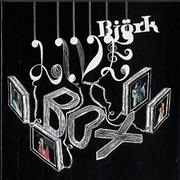 Bjork Live Box UK cd album box set