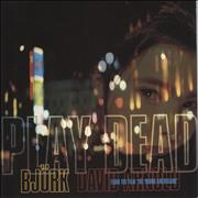 Click here for more info about 'Bjork - Play Dead + Sleeve'