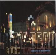 "Bjork Play Dead + Sleeve UK 7"" vinyl"