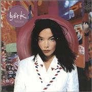 Click here for more info about 'Bjork - Post - Pink Vinyl'