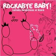 Bjork Rockabye Baby! USA CD album