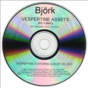 Click here for more info about 'Vespertine Assets'