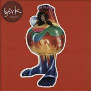 Click here for more info about 'Björk - Volta - Coloured Vinyl'