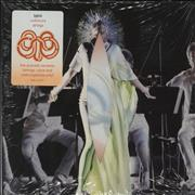 Bjork Vulnicura Strings UK CD album