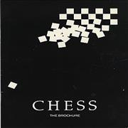 Click here for more info about 'Bjorn & Benny - Chess - The Brochure'