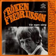 Click here for more info about 'Bjorn Ulvaeus - Froken Fredriksson'