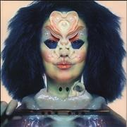 Click here for more info about 'Björk - Utopia - Peach Vinyl'