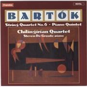 Click here for more info about 'Chilingirian String Quartet - Bartók: String Quartet No. 5 & Quintet For String Quartet And Piano'