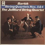 Click here for more info about 'Bartók: String Quartets Nos. 5 & 6'