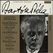 Click here for more info about 'Béla Bartók - Cantata Profana / Five Hungarian Folk Songs / Village Scenes / Seven Choruses'