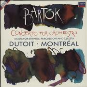 Click here for more info about 'Béla Bartók - Concerto For Orchestra / Music For Strings, Percussion And Celesta'