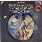 Click here for more info about 'Béla Bartók - Piano Concerto No. 1/ Sonata For Two Pianos & Percussion'