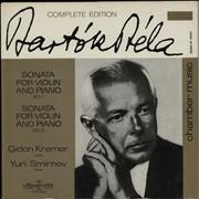 Click here for more info about 'Béla Bartók - Sonata For Violin And Piano No. 1 / Sonata For Violin And Piano No. 2'