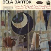 Click here for more info about 'Béla Bartók - SonataBéla Bartók: For Violin And Piano (Unpublished) /
