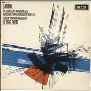 Click here for more info about 'Béla Bartók - The Miraculous Mandarin Suite / Music For Strings, Percussion And Celesta - 1st'