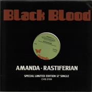 Click here for more info about 'Black Blood - Amanda / Rastiferian'