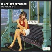 Click here for more info about 'Black Box Recorder - The Facts Of Life'