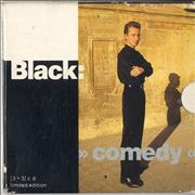 Click here for more info about 'Black - Comedy - 3 X 3