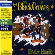 Click here for more info about 'The Black Crowes - Hard To Handle + Obi'