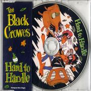 Click here for more info about 'The Black Crowes - Hard To Handle - Picture'