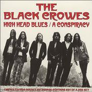Click here for more info about 'The Black Crowes - High Head Blues/A Conspiracy'