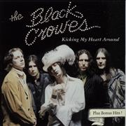 Click here for more info about 'The Black Crowes - Kicking My Heart Around'