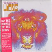 Click here for more info about 'The Black Crowes - Lions'