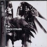 Click here for more info about 'The Black Crowes - Live'