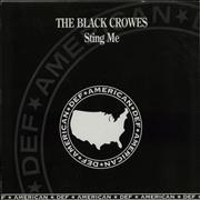 Click here for more info about 'The Black Crowes - Sting Me'