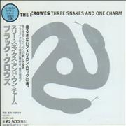 Click here for more info about 'The Black Crowes - Three Snakes And One Charm'