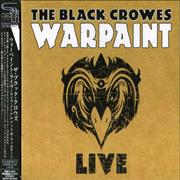 Click here for more info about 'The Black Crowes - War Paint Live'