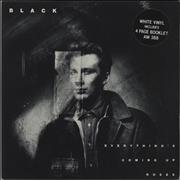 Click here for more info about 'Black - Everything's Coming Up Roses  - White Vinyl'