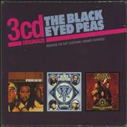 Click here for more info about 'Black Eyed Peas - 3CD Originaux'