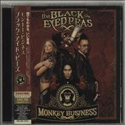 Click here for more info about 'Black Eyed Peas - Monkey Business - 1st + Obi'