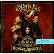 Click here for more info about 'Black Eyed Peas - Monkey Business'