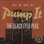 Click here for more info about 'Black Eyed Peas - Pump It'