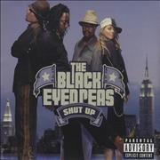 Click here for more info about 'Black Eyed Peas - Shut Up'