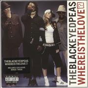 Click here for more info about 'Black Eyed Peas - Where Is The Love?'