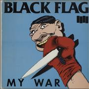 Click here for more info about 'Black Flag - My War - 1st'