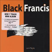 Click here for more info about 'Black Francis - Svn Fngrs'