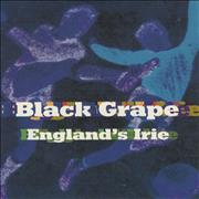 Click here for more info about 'Black Grape - England's Irie'